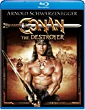 Conan the Destroyer [Blu-ray] (Bilingual)