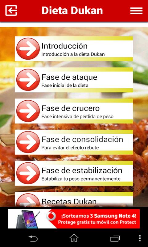 Opiniones sobre la dieta dukan en espanol