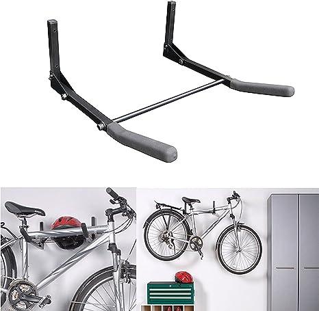 Soporte de suspensión de almacenaje para bicicletas, montaje en ...