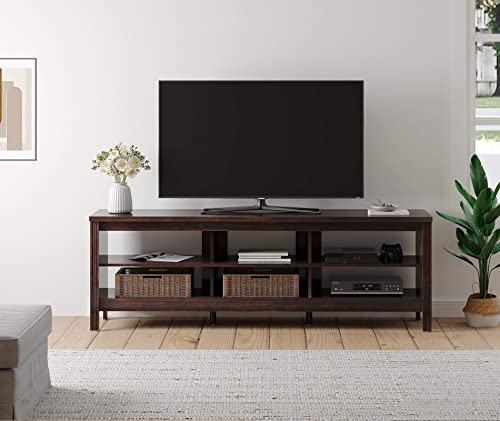 FITUEYES Farmhouse TV Stands