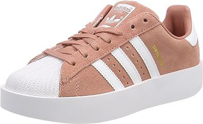 Ru gatear tragedia  adidas Superstar Bold W, Zapatillas Mujer: Amazon.es: Zapatos y complementos