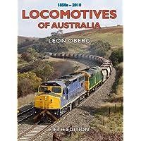 Locomotives of Australia 1850s-2010: 1850s-2010
