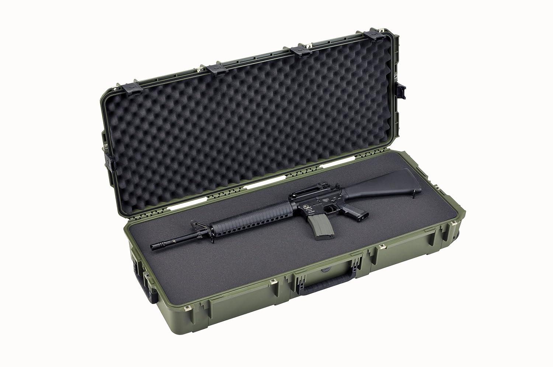cvpkg Presents – ODグリーンSKB 3i-4217 – 7 M - L Case with Foam。ID – 42.50
