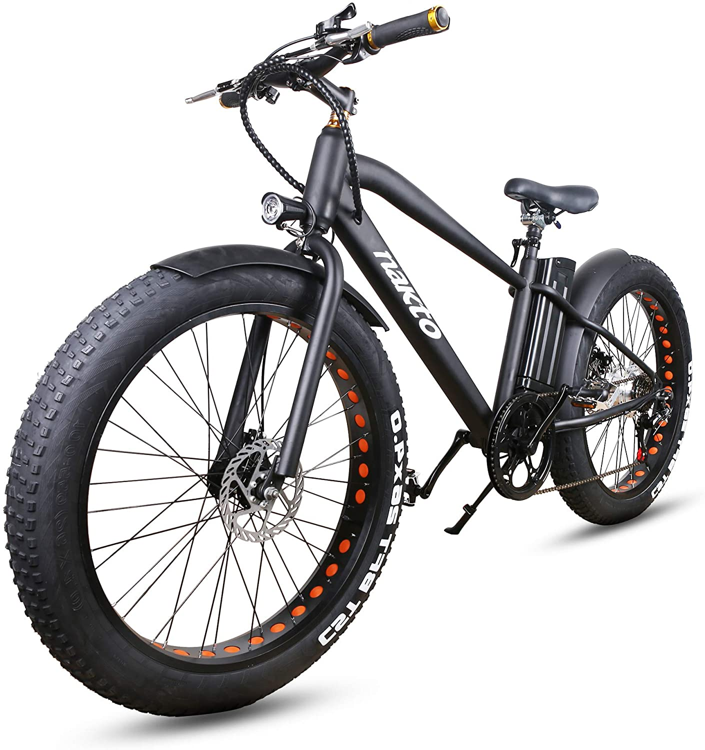NAKTO fat bike