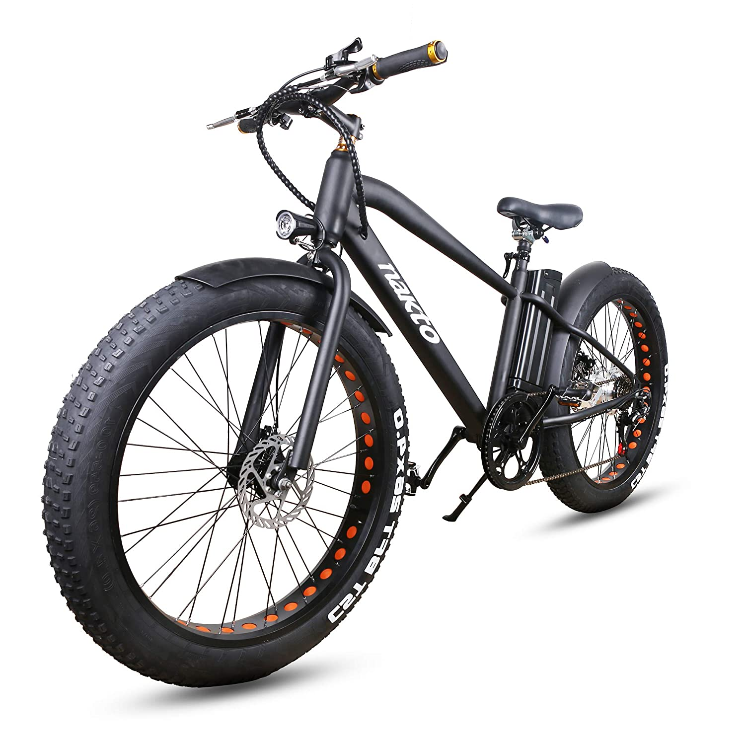 NAKTO Electric Cruiser Bicycle