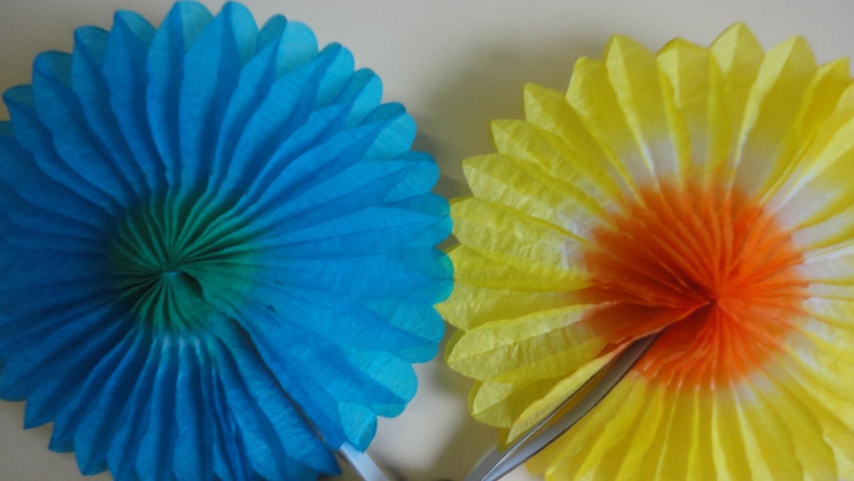 Dieters 500011 - Juego de 70 abanicos Decorativos para Fiestas