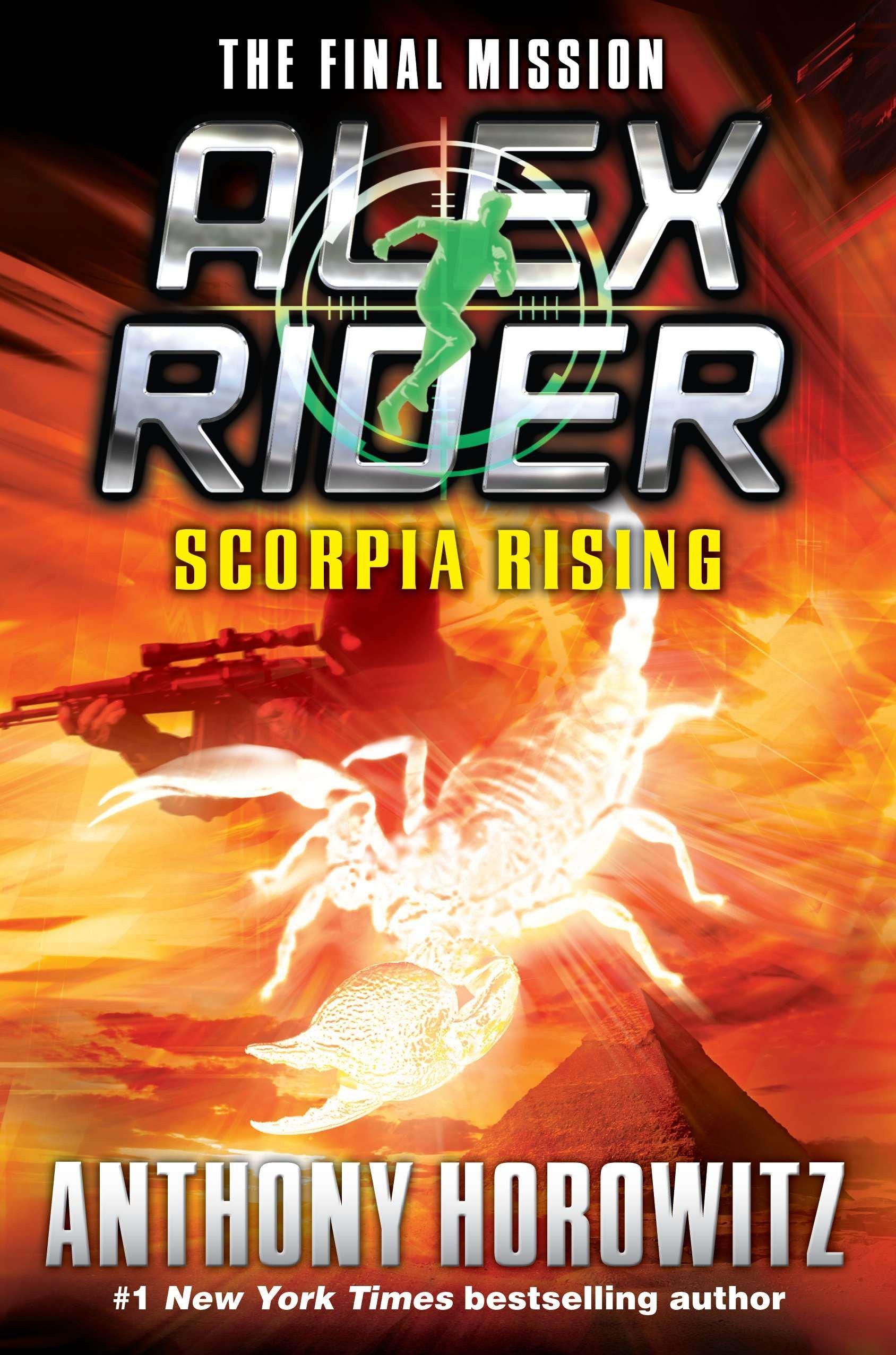 Download Scorpia Rising (Alex Rider) PDF