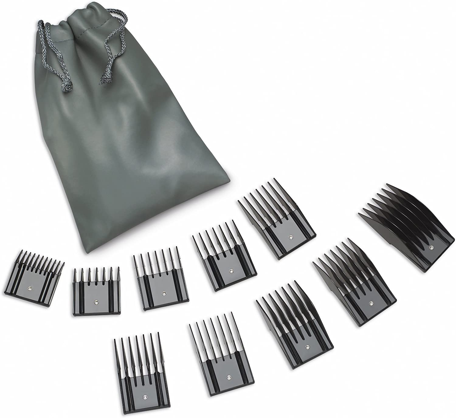 Oster A5 Universal Comb Attachment Set, 10-Piece Set (078900-600-000)