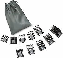 Oster A5 Universal Comb Attachment Set, 10-Piece Set (078900-600-
