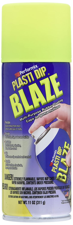PLASTI DIP 11222-6 Yellow Rubber Coating, 11 oz Standard Plumbing Supply