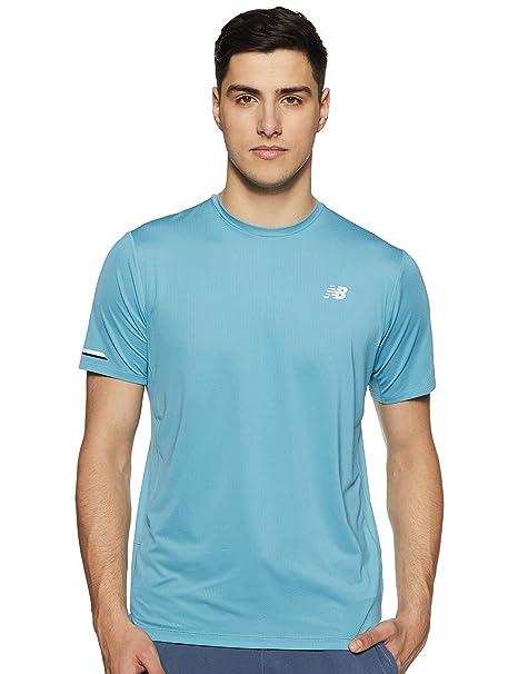 119091549ca35 Amazon.com : New Balance Men's Nb ice 2e Short Sleeve : Clothing