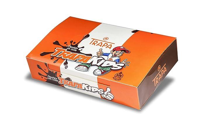 Trapa Barrita de Chocolate con Leche - 720 gr