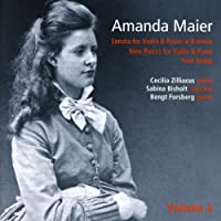 Sonata for Violin and Piano/Nine Pieces/Four Songs - Vol2