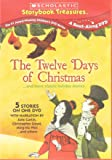 The Twelve Days of Christmas and More Classic Holiday Stories…Scholastic Storybook Treasures DVD
