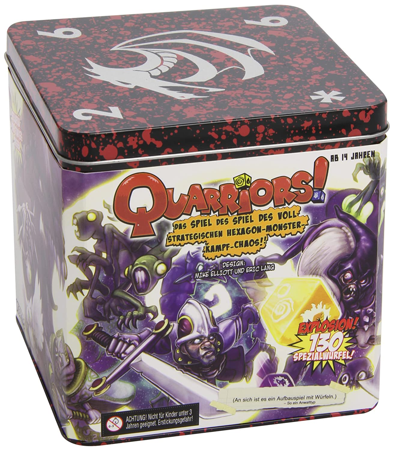 Wizkids / Neca 70472 - Quarriors! (deutsch)