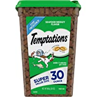 Temptations Classic Crunchy and Soft Cat Treats