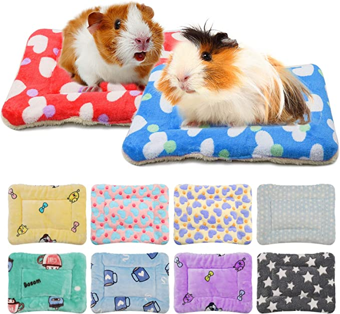 Small pet fits large snuggle cubes Hamster Rat Clearance Pee Pads Hedgehog Guinea Pig