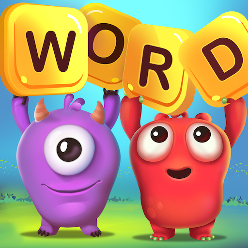 Word Fiends - Casual Word Game -