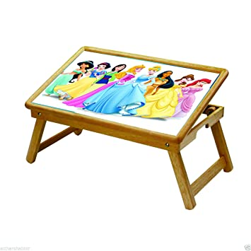 DFS Multipurpose Foldable Study Table / Kids Activity Table / Laptop Table  With An ELEGANT CARTOON
