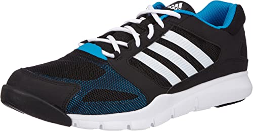 adidas Essential Star M, Chaussures de fitness homme Noir