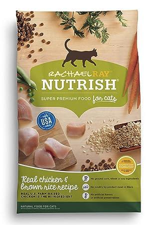 Amazon Rachael Ray Nutrish Natural Dry Cat Food Chicken