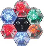 QTX 6 Way LED Party Disco Light