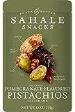 Sahale Snacks Pomegranate Flavored Pistachios Glazed Mix, 4 Ounce