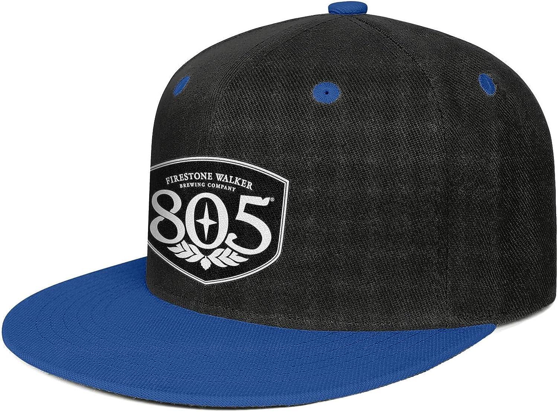 ftuyuy erett Unisex Firestone-Walker-Brewing-Beer-Company Street Dancing Cap Snapback hat