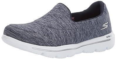 9560f022ed4b Skechers Women s Go Walk Evolution Ultra-Amaze Navy White Sneakers-3 UK