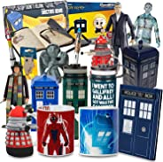 Toynk Doctor Who Collectibles Bi-Monthly Subscription Box Basic Level 6 Items