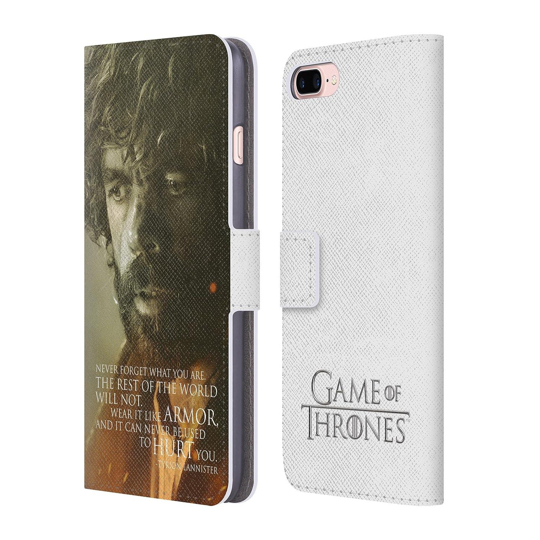 Amazon.com: HBO - Funda de piel para iPhone 7 Plus y iPhone ...