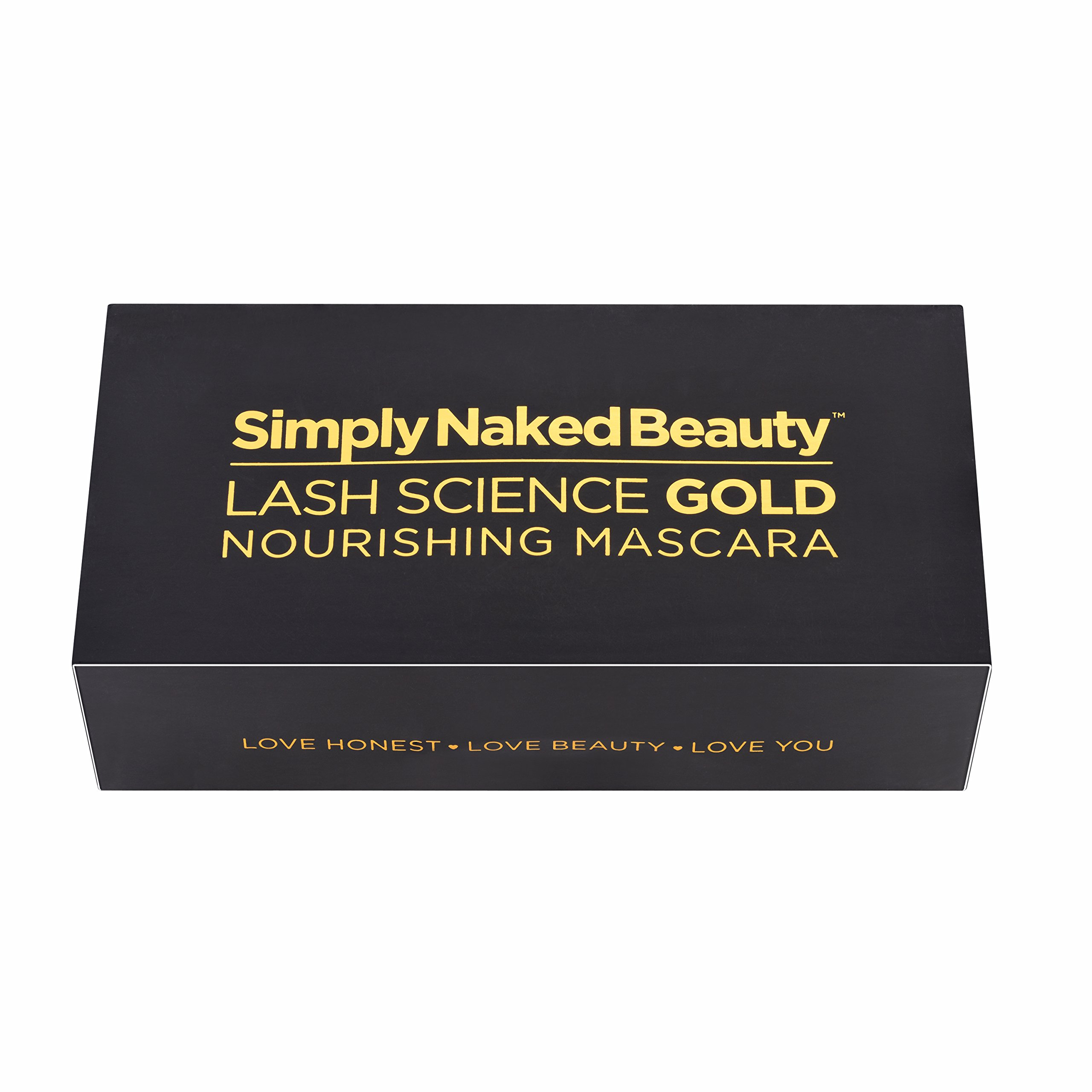 3D Fiber Lash Mascara with Eyelash Enhancing Serum by Simply Naked Beauty. Infused with Organic Castor Oil to nourish lashes. Organic & hypoallergenic ingredients. Waterproof, smudge proof & last all by Simply Naked Beauty (Image #5)