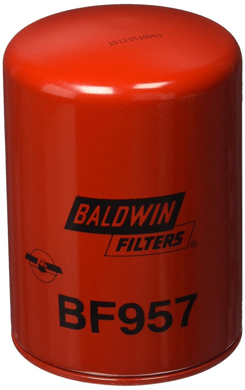Baldwin Bf957 Heavy Duty Diesel Fuel Spin On Filter 2001 Jeep Wrangler Automotive