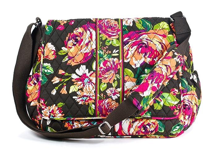 391955d2b54d Vera Bradley Messenger Baby Bag (Canyon)  Amazon.co.uk  Baby