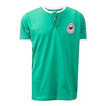 Deutschland Retro T Shirt WM Trikots 1954 Adler: