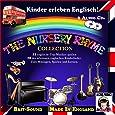 2 CDs: Kinder erleben Englisch! The Nursery Rhyme Collection: 33 englische Top-Musiker spielen 70 der schönsten englischen Kinderlieder - zum Mitsingen, Spielen und Lernen