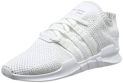 new product 3eb37 041e8 adidas Mens EQT Support Adv Primeknit Low-Top Sneakers, Footwear Whitesub  Green