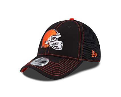 NFL Cleveland Browns Crux Line Neo 39 Thirty Gorra con ajuste flexible 3a16eeab34c