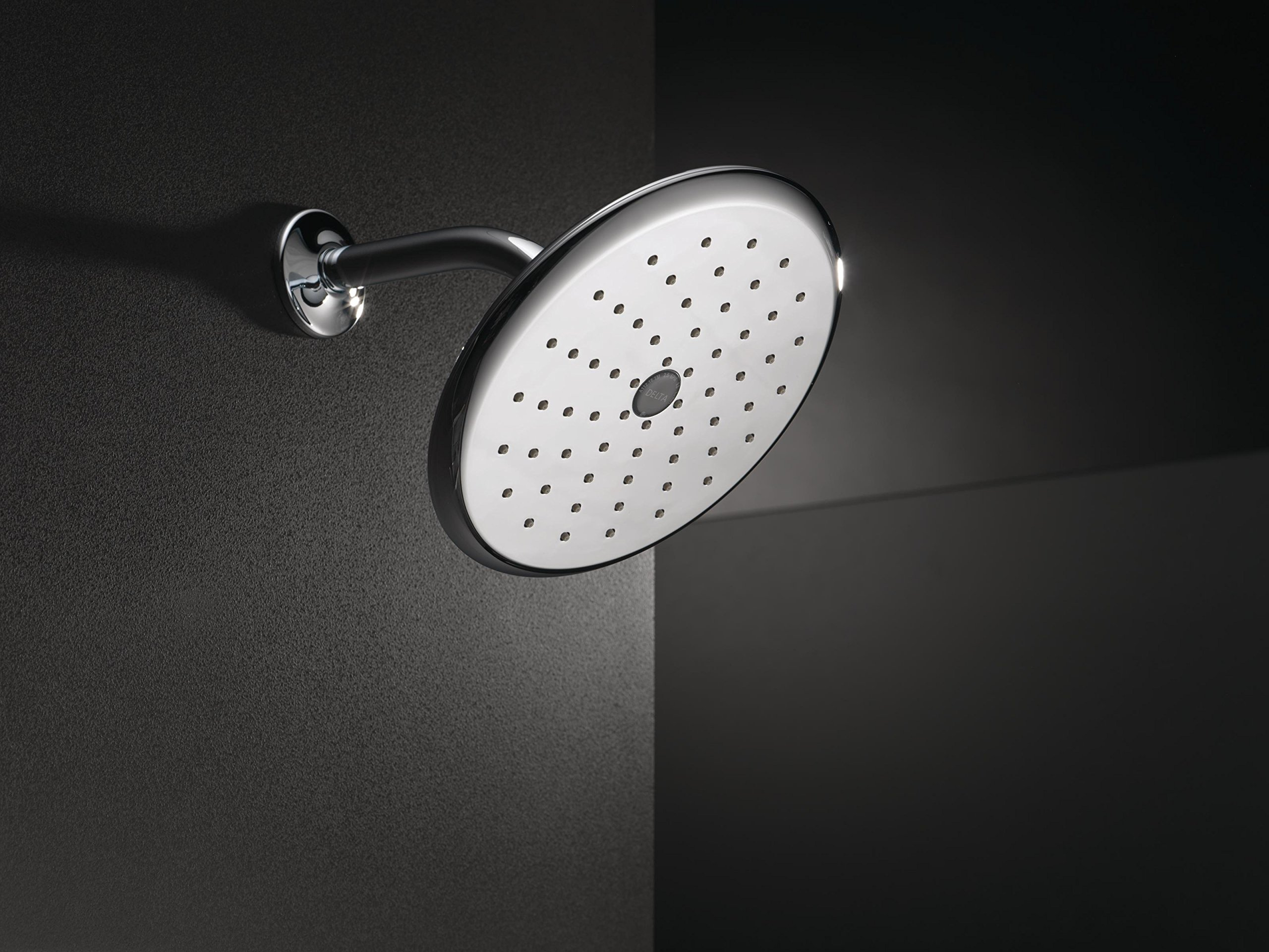 Delta RP52382 Universal Showering Components, Touch-Clean Raincan Showerhead, Chrome by DELTA FAUCET (Image #5)