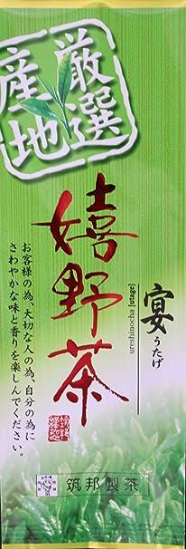 筑邦製茶 嬉野茶 宴 100g