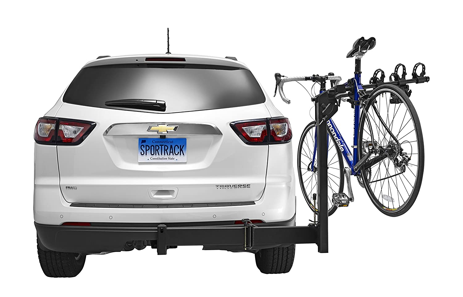 SportRack Ridge Swing 4-Bike Hitch-Mount Bike Rack Thule Inc SR2415