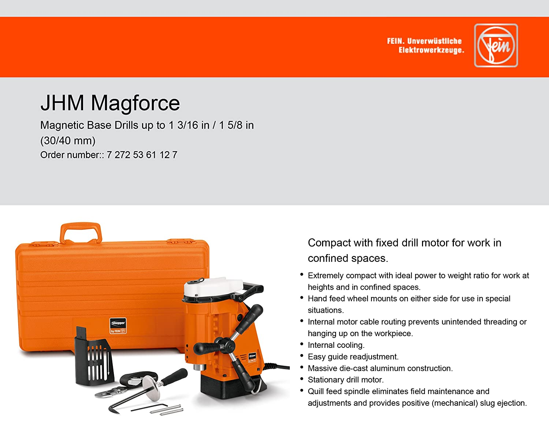 Fein Magnet-Kernbohrmaschine bis 40 mm KBB 40