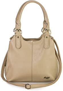 Mabel London Womens Multiple Pockets Medium Size Long Strap Shoulder  Handbag Bag - AMELIA 11435cd56539c