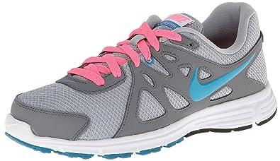 Nike Women s Revolution 2 (Wide) WLF Grey N TRQ Cl Gry  1034507f5