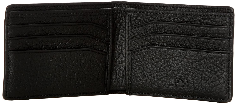HUGO Herren Victorian_6 Cc Geldbörse, Schwarz (schwarz), 1.5x8.3x11 cm cm cm B077X1YCQY Geldbrsen Vollständige Spezifikationen a6b72a