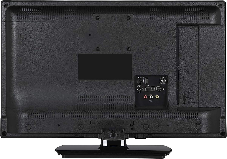 Hitachi 24HE2000 - Televisor de 24 Pulgadas, HD-Ready, Wifi, USB ...