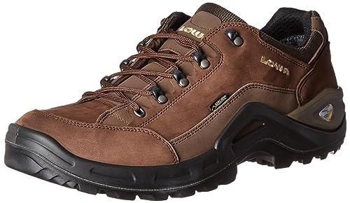 Lowa Men's Renegade II GTX LO Hiking Boot,Espresso/Brown,14 ...