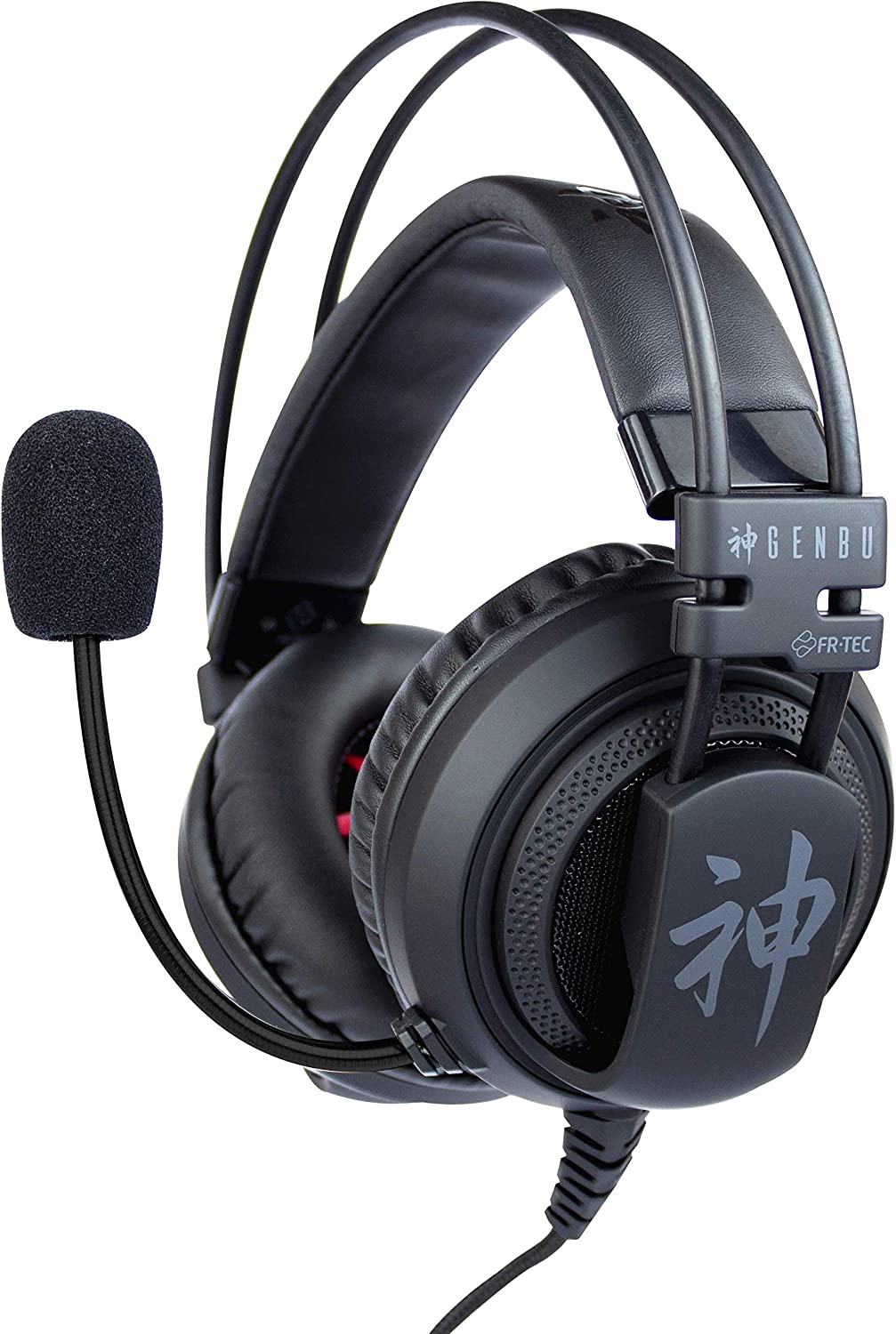 FR·TEC - Auriculares Gaming Headset Genbu - PS4, Xbox One ...