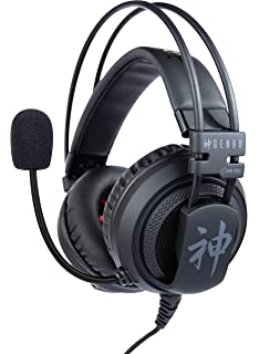 FR·TEC - Auriculares Gaming Headset Genbu - PS4, Xbox One, Nintendo Switch