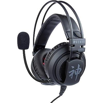 FR·TEC -  Auriculares Gaming Headset Genbu - PS4, Xbox One, Nintendo Switch, PC, Mac